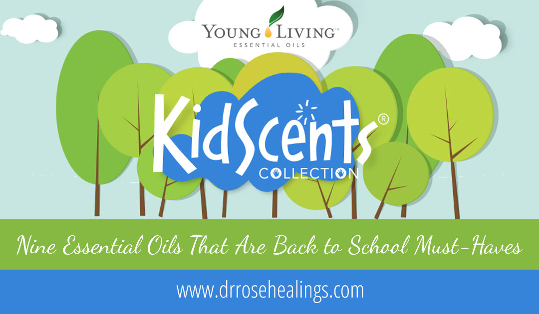 Nine Essential Oils That Are Back to School Must-Haves
